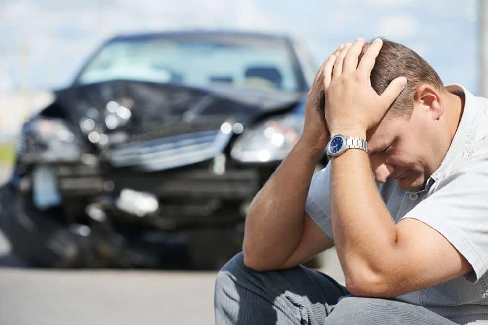 Car Accident Headache